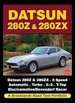 Datsun 280Z & 280ZX Road Test Portfolio (Brooklands Books Road Tests Series)