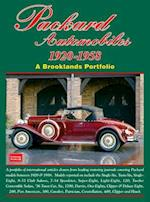 Packard Automobiles 1920-1958 a Brooklands Portfolio (Brooklands Books Road Tests Series)
