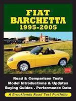 Fiat Barchetta 1995-2005 Road Test Portfolio (Brooklands Books Road Tests Series)