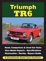 Triumph TR6 (Brooklands Road Test Portfolios)