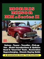 Morris Minor MM & Series II (Brooklands Road Test Portfolios)