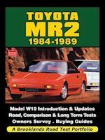 Toyota Mr2 1984-1989 (Road Test Portfolio)