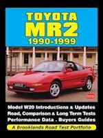 Toyota MR2 1990-1999 a Brooklands Road Test Portfolio (Road Test Portfolio)