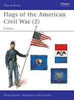 Flags of the American Civil War (Men-At-Arms, nr. 258)