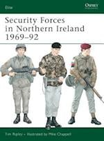Security Forces in Northern Ireland (Elite, nr. 44)