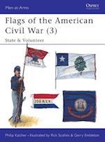 Flags of the American Civil War (Men-At-Arms, nr. 265)