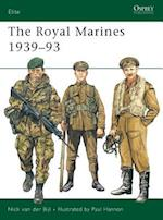 Royal Marines, 1939-93 (Elite, nr. 57)