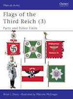 Flags of the Third Reich (Men-At-Arms, nr. 278)