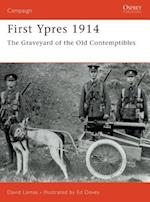 First Ypres 1914 (Campaign , Vol 58)