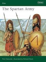 The Spartan Army (Osprey Military Elite Series, 66)