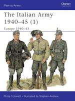 The Italian Army in World War II af Philip S. Jowett