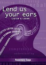 Lend Us Your Ears (Literacy Collection S)