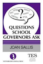 Questions School Governors Ask