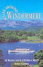 Walks Around Windermere (Dalesman Walks Around)