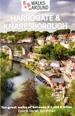 Walks Around Harrogate & Knaresborough (Walks around)