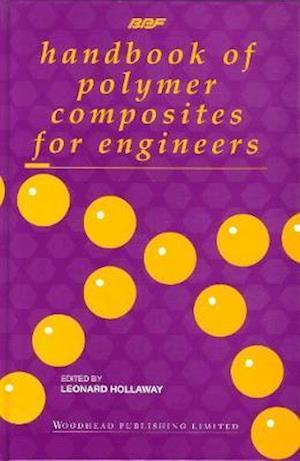 Bog, hardback Handbook of Polymer Composites for Engineers af L. C. Hollaway