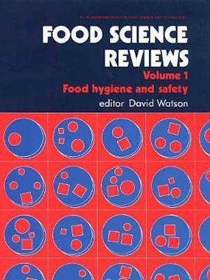 Bog, hardback Food Science Reviews af David Watson