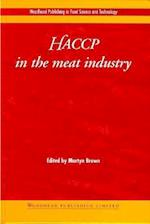 HACCP in the Meat Industry af Martyn Brown