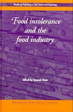 Food Intolerance and the Food Industry (Woodhead Publishing Series in Food Science, Technology and Nutrition, nr. 47)