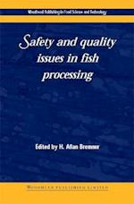 Safety and Quality Issues in Fish Processing (Woodhead Publishing Series in Food Science, Technology and Nutrition, nr. 71)
