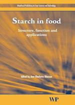 Starch in Food (Woodhead Publishing Series in Food Science, Technology and Nutrition, nr. 106)