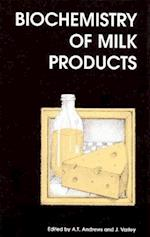 Biochemistry of Milk Products (Woodhead Publishing Series in Food Science, Technology and Nutrition, nr. 22)
