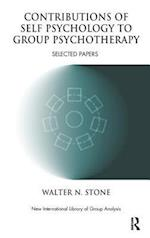 Contributions of Self Psychology to Group Psychotherapy (The New International Library of Group Analysis)