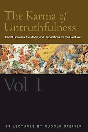 Karma of Untruthfulness, Vol. 1