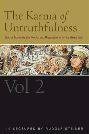 Karma of Untruthfulness, Vol. 2 af Rudolf Steiner