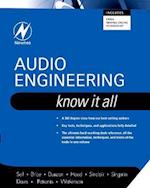 Audio Engineering: Know It All (Newnes Know It All, nr. 1)