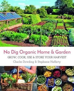 Bog, paperback No Dig Organic Home & Garden