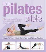 Pilates Bible af Lynne Robinson, Nathan Gardner, Lisa Bradshaw