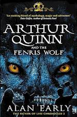 Arthur Quinn and the Fenris Wolf (The Father of Lies Chronicles, nr. 2)