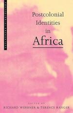 Postcolonial Identities in Africa af T O Ranger, Richard Werbner