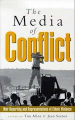 The Media of Conflict af Tim Allen