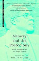 Memory and the Postcolony af Richard Werbner