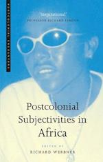 Postcolonial Subjectivities in Africa af Richard Werbner