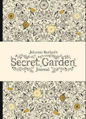 Bog paperback Johanna Basford's Secret Garden Journal af Johanna Basford