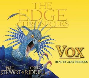 Lydbog, CD The Edge Chronicles 8: Vox af Paul Stewart, Chris Riddell, Alex Jennings