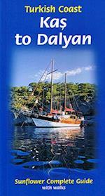 Turkish Coast: Kas to Dalyan, Sunflower Complete Guide with Walks (Sunflower Landscapes)