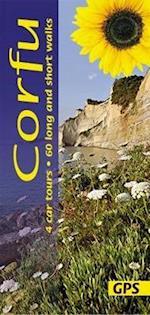 Corfu: 4 Car Tours, 60 Long and Short Walks (Landscapes)