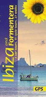 Ibiza and Formentera: 3 Car Tours, 11 Cycle Tours, 27 Walks (Landscapes)