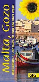 Malta, Gozo and Comino: 3 car tours, 60 long and short walks (Landscapes)