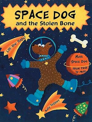 Bog, hardback Space Dog and the Stolen Bone af Katy Taggart
