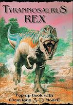 Tyrannosaurus Rex (3d Wall Posters)