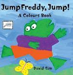 Jump Freddy, Jump! (Pop Flaps)