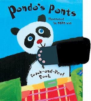 Bog, hardback Panda's Pants af David Sim