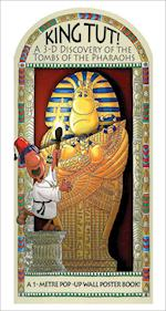 King Tut! (3D Wall Poster Book)