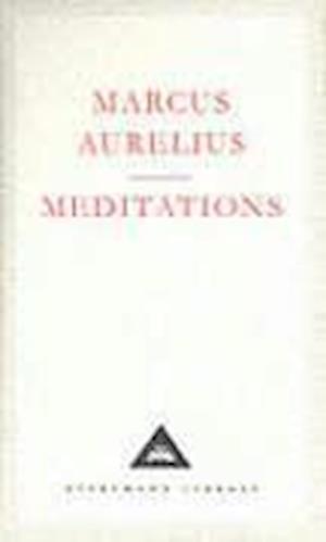 Bog hardback Meditations af A S L Farquharson Marcus Aurelius D A Rees