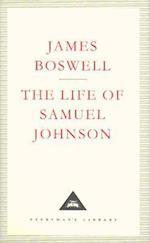The Life Of Samuel Johnson af C J Rawson, james Boswell